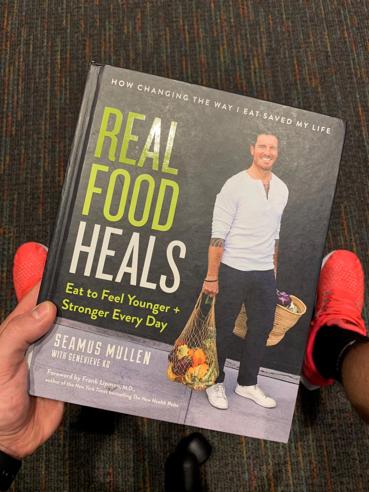 Real Food Heals - 1to1 Fitness