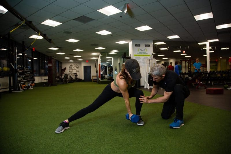 Great Personal Training Sessions - 1to1 Fitness