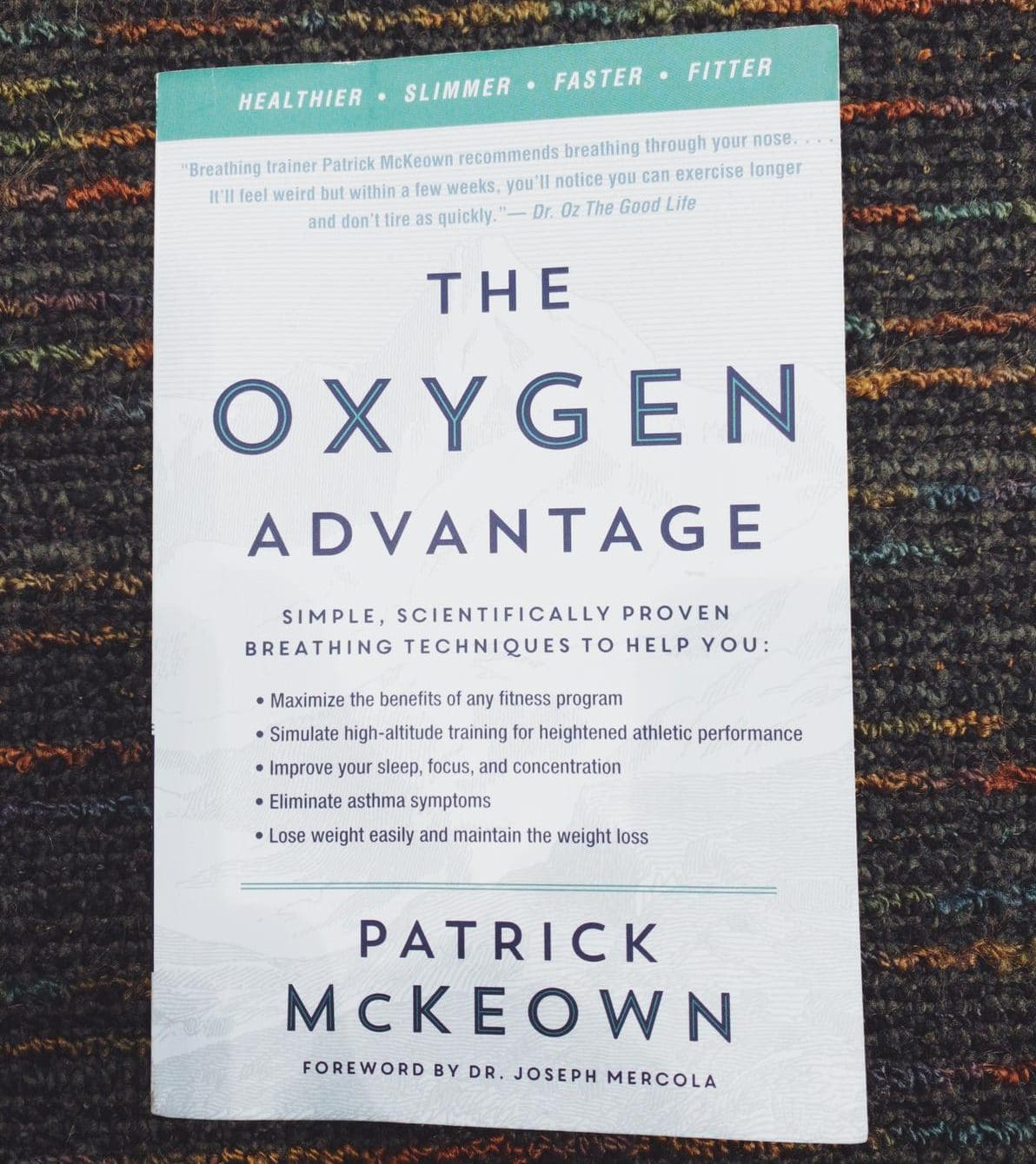 The Oxygen Advantage - 1to1 Fitness